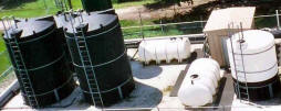 Water Tanks Polyethylene Water Tank and Chemical Storage Containers